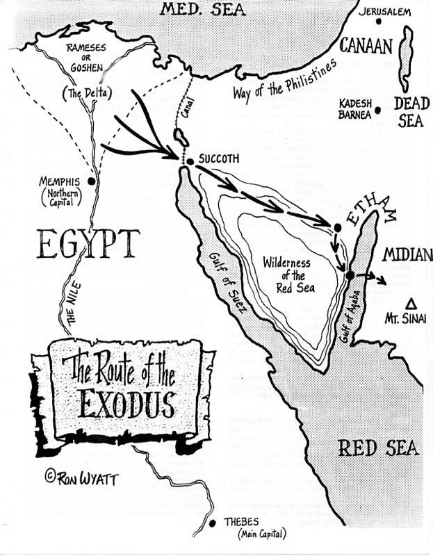 اضغط على الصورة لعرض أكبر.  الإسم:Exodus map.jpg مشاهدات:134 الحجم:224.3 كيلوبايت الهوية:13496