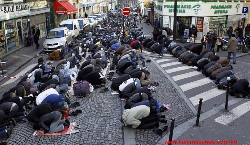 اضغط على الصورة لعرض أكبر.  الإسم:Musulmans-de-Paris.jpg مشاهدات:111 الحجم:157.2 كيلوبايت الهوية:14462