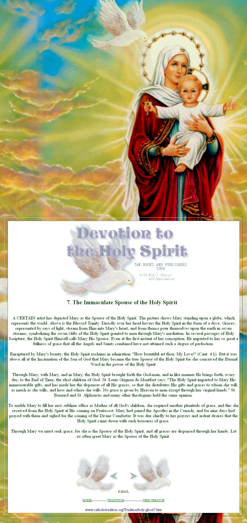 Click image for larger version.  Name:Mary beloved of the Holy Spirit.jpg Views:92 Size:304.3 KB ID:14623