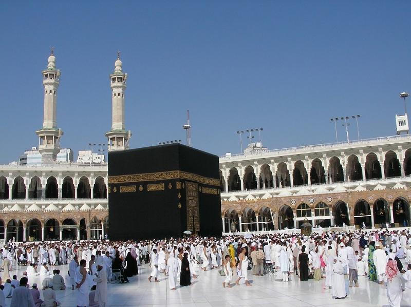 اضغط على الصورة لعرض أكبر.  الإسم:Kaaba HD.jpg مشاهدات:98 الحجم:256.2 كيلوبايت الهوية:15930