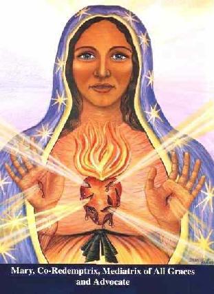 اتخذوا السيدة مريم الله عبادة مريم المسيحية